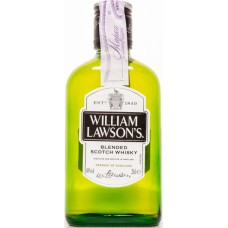 "Виски ""WIlliam Lawson's"" 0.2 л 40%"