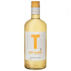 "Текила ""True tequila"" gold 1.0 л"