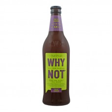 "Сидр ""Why Not"" Wild lemon 0.5 л (4820097897699)"