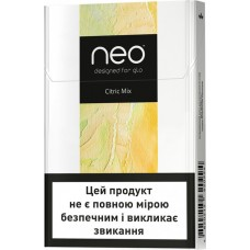 "Стики ""NEO"" Citric Mix"